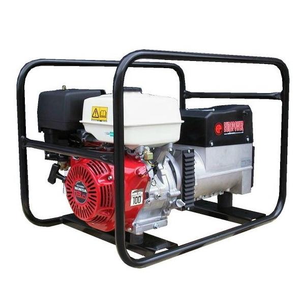 Генератор бензиновый Europower EP 200 X 3X230V для ж/д в Омске