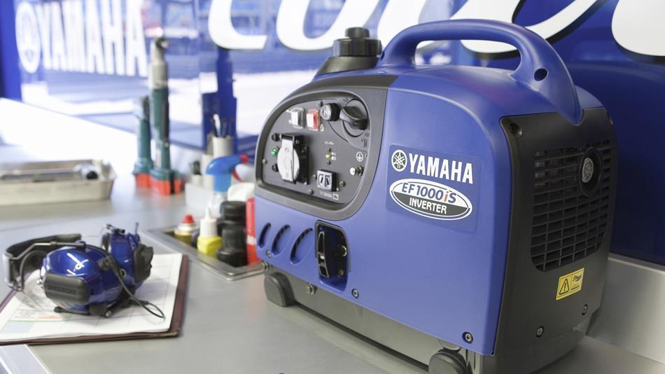 Генератор Yamaha EF1000 в Омске