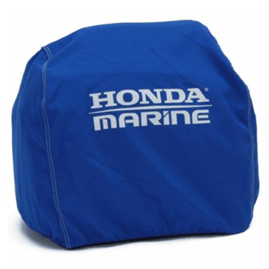 Чехол для генератора Honda EU10i Honda Marine синий в Омске
