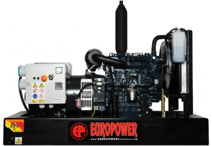 Генератор дизельный Europower EP 163 DE в Омске