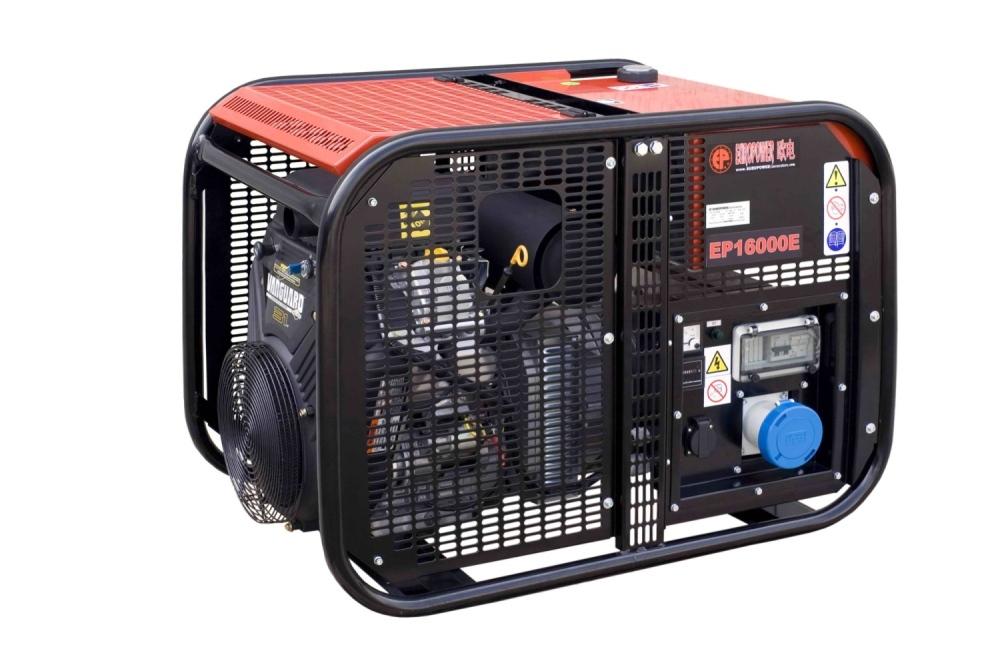 Генератор бензиновый Europower EP 16000 E в Омске