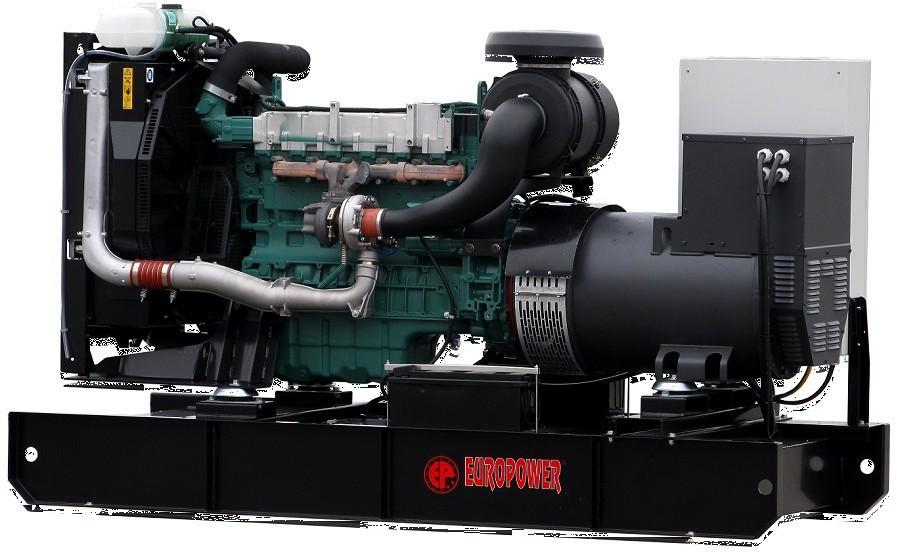 Генератор дизельный Europower EP 200 TDE в Омске