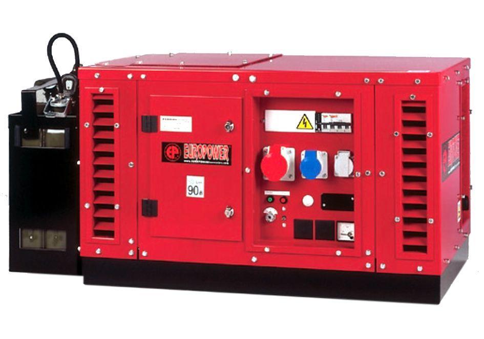 Генератор бензиновый Europower EPS 6000 E в Омске