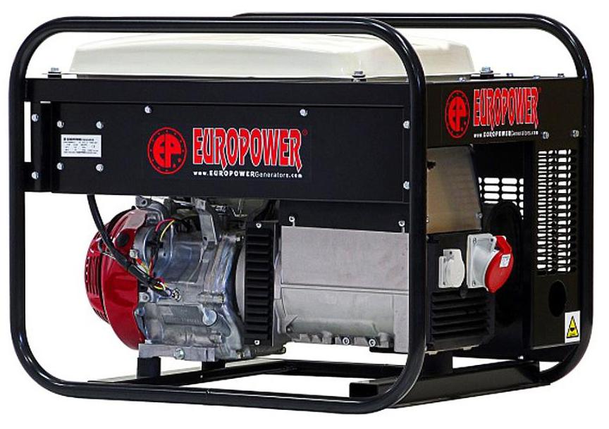 Генератор бензиновый Europower EP 6500 TLN в Омске