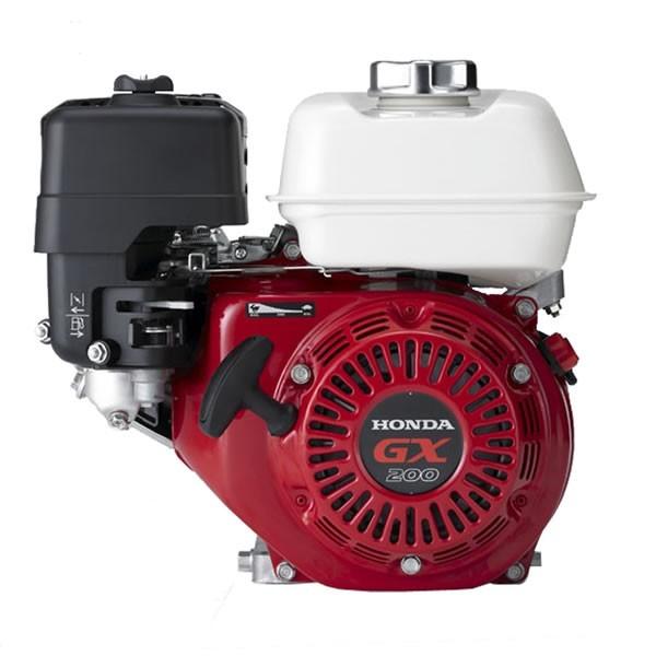 Двигатель Honda GX200 QX4 в Омске