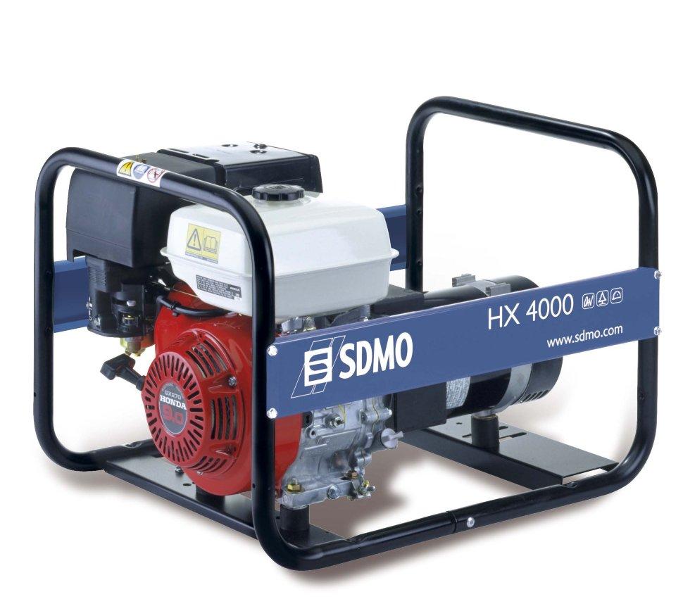 Генератор SDMO HX 4000-S в Омске
