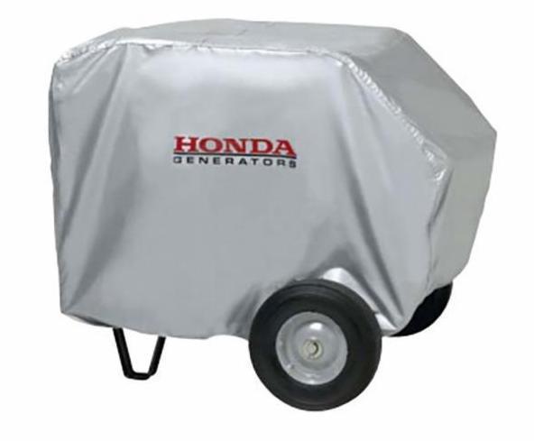 Чехол для генератора Honda EU10i Honda Marine серебро в Омске